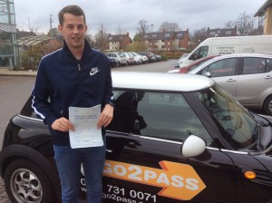 Driving Lessons Fallowfield