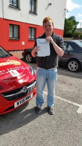 Driving lessons Bury