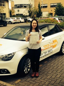 Driving Lessons in manchester