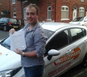 Driving lessons Stockport