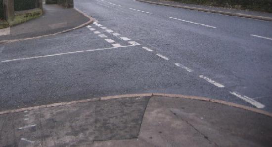 junction turning