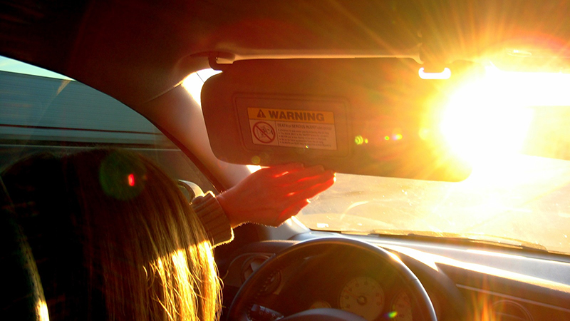 Image result for Driving in Hot Weather