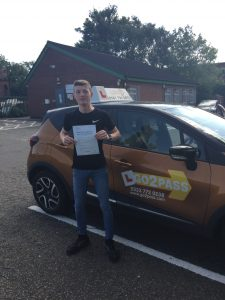 Driving Lessons Manchester - First time pass